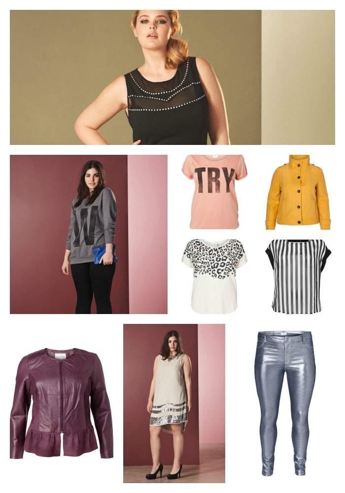 Plus Size Fashion with JUNAROSE