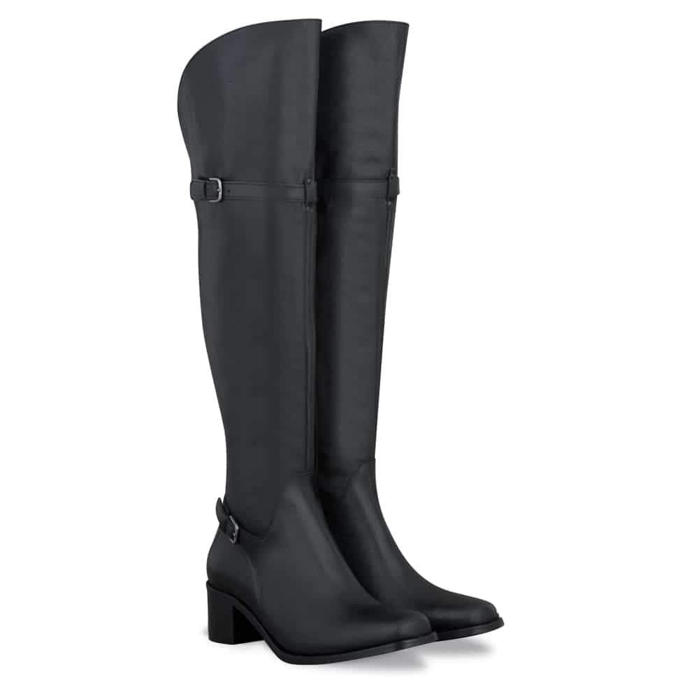 Wide Calf Boots from Duo- Hutton