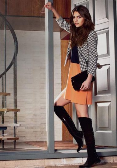 Wide Calf Over the Knee Boots from Duo Boots