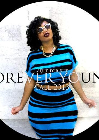 Plus size designer- Zelie for She Fall Collection