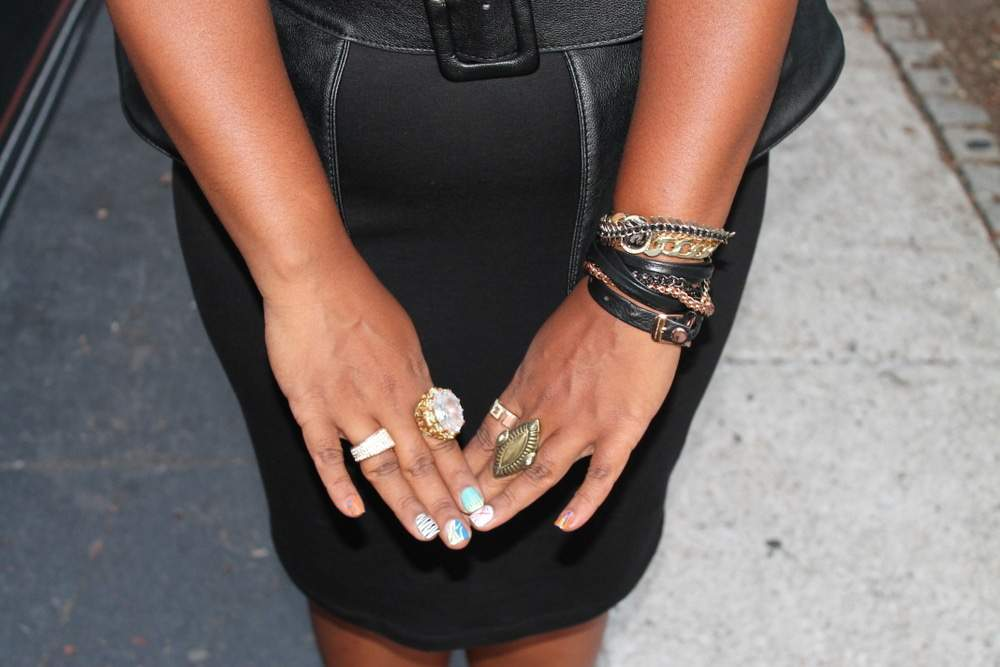 My Style- Marie Denee at NYFW