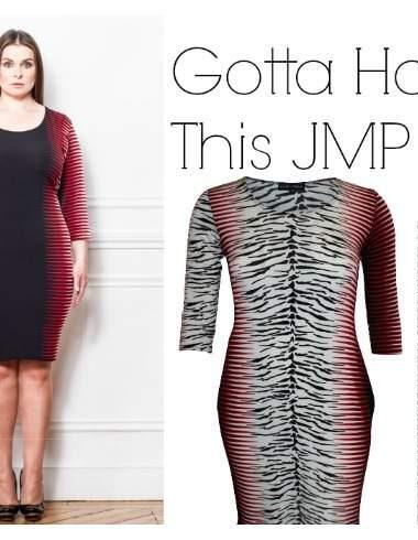 Jean marc Philippe Plus Size Dress