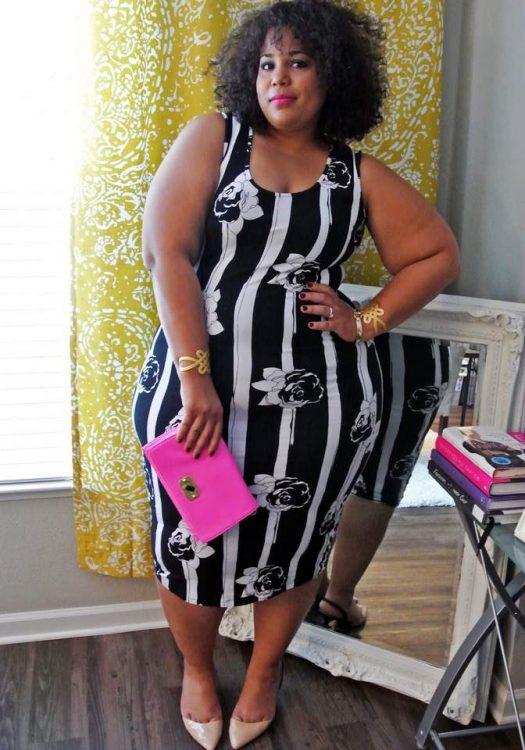 Plus Size Blogger Chastity Garner