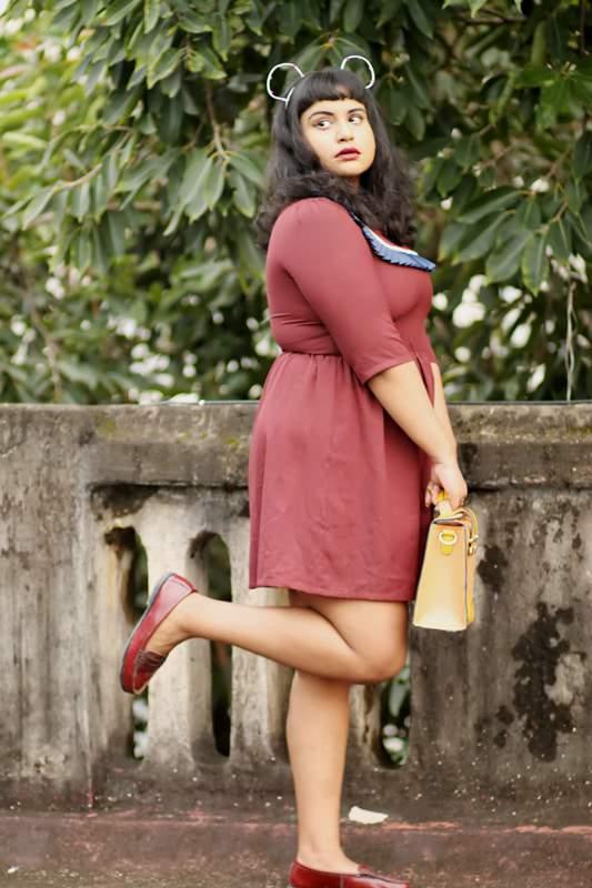 Plus Size Blogger Ragini Nag Rao