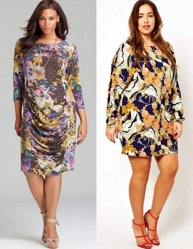 Plus size steal vs splurge- plus size dresses