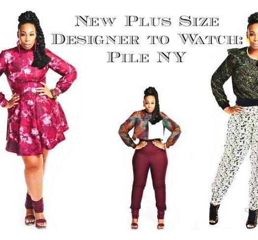 Plus Size Designer Pile NY