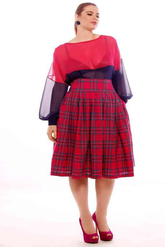 Jibri Plus Size Fall 2013 Collection