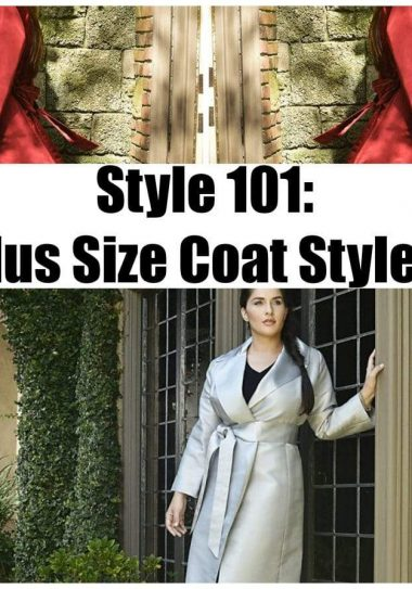 Style 101: Your Fall Plus Size Coats Fit and Style Guide