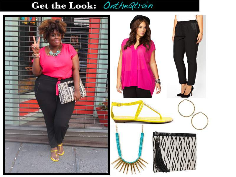 Get The Look Ontheqtrain