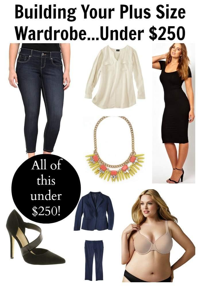 Building Your Plus Size Fashion Wardrobe