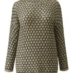 Simply Be Sequin Knit Plus Size Sweater