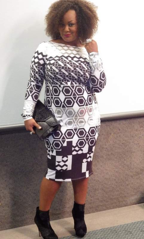 My style in my ASOS Dress