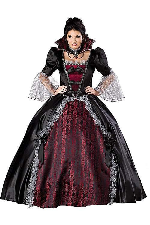 Vampiress Of Versailles Plus Size Costume