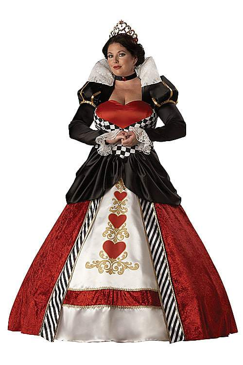 Queen of Hearts Plus Size  Costume