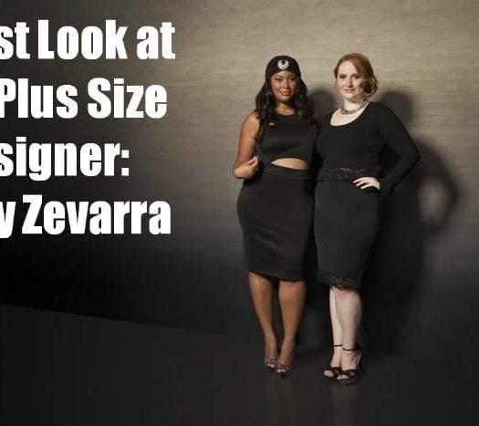 Plus size designer collection: Z by Zevarra