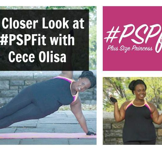 #PSPFit with Cece Olisa