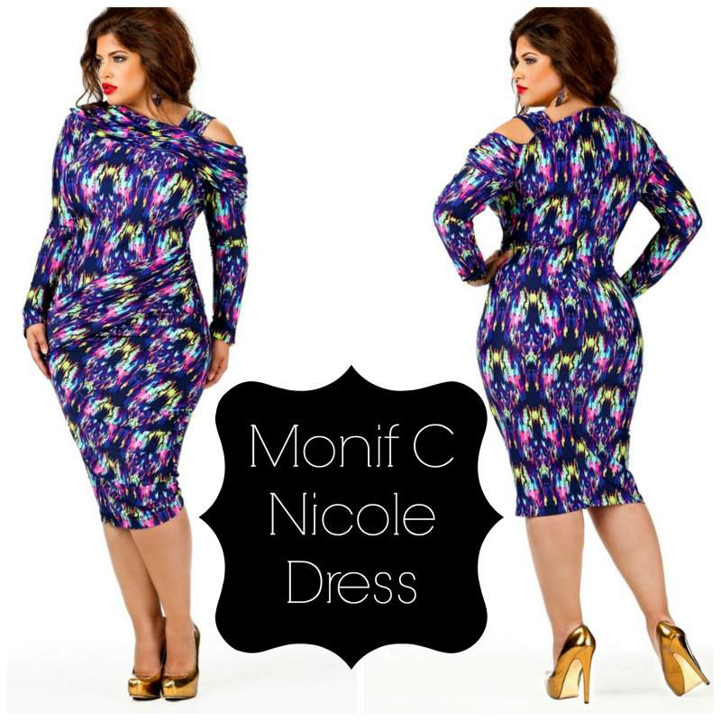 Monif C Nicole Dress