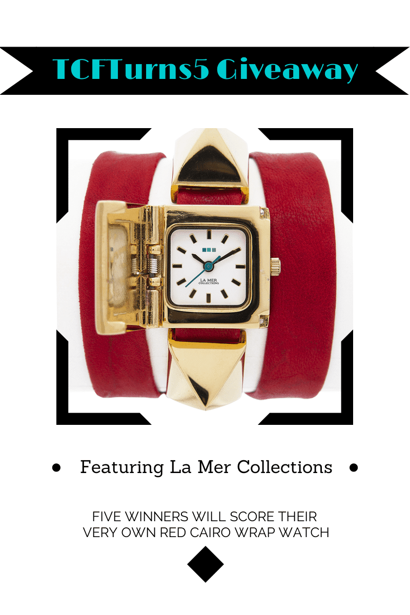 The Curvy Fashionista giveaway with La Mer Collections