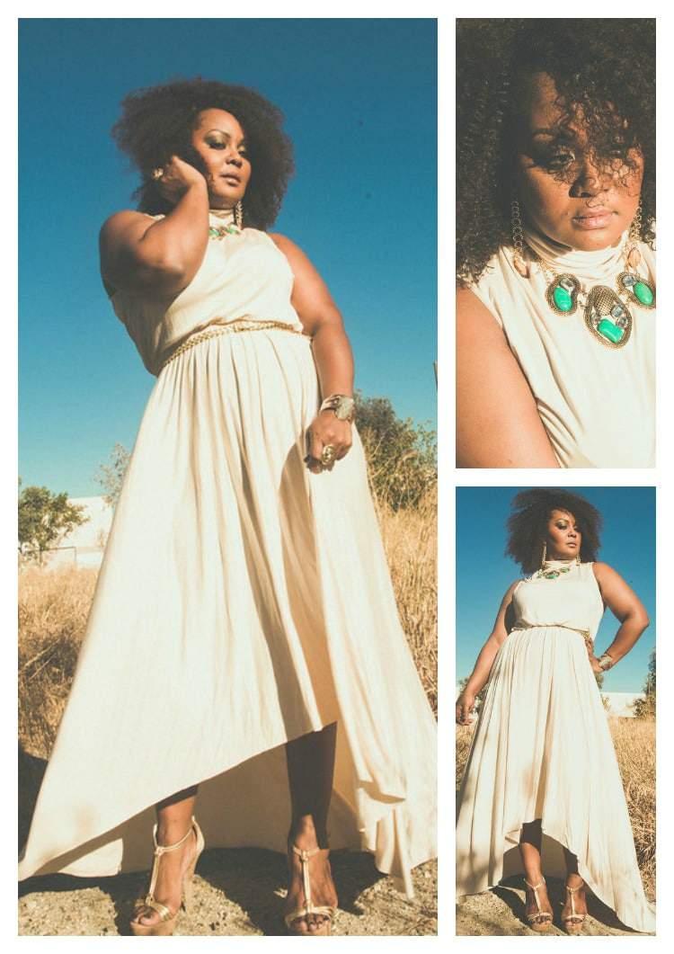 The Curvy Fashionista Daily Venus Diva December Cover