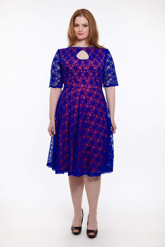 Poppy and Bloom Blue Dress