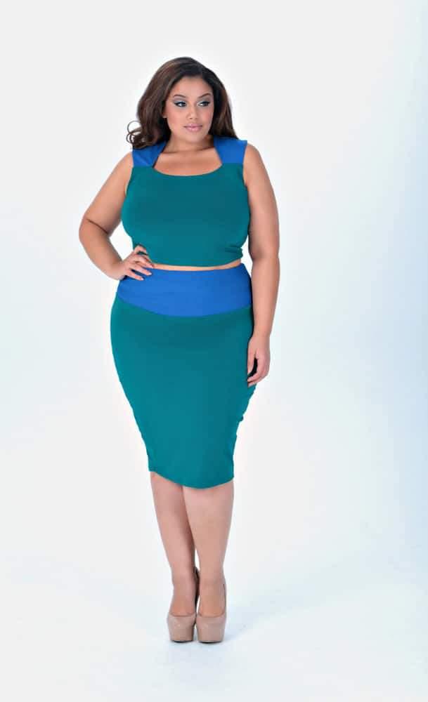 TwentyFour20 by Allison McGevna Heartbreaker Dress by The Curvy fashionista