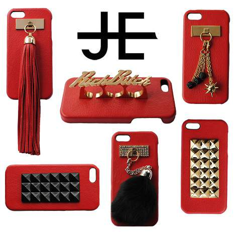 Jaggeredge red iphone case covers