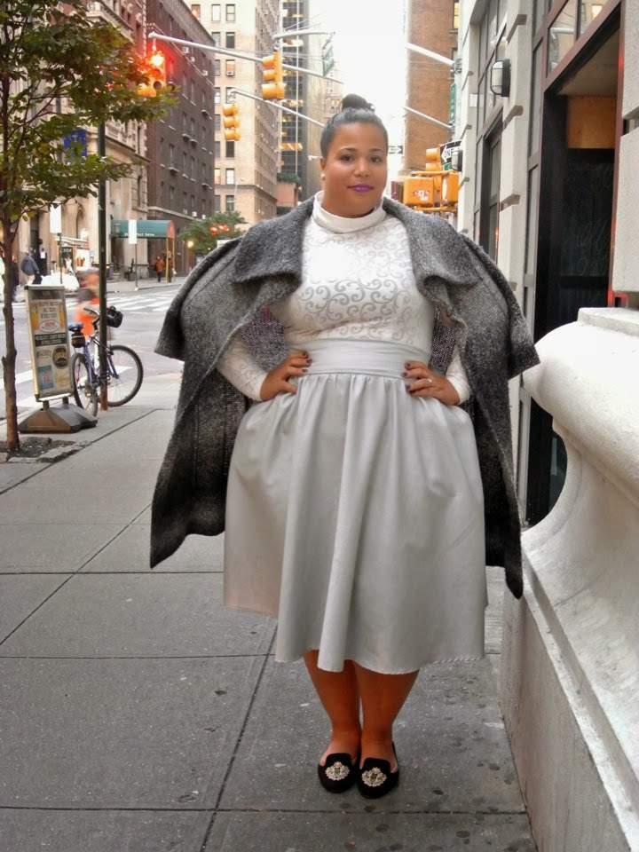 Garner Style on The Curvy Fashionista