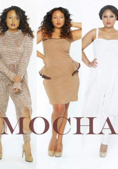 Plus size designer- Tru Diva Designs on The Curvy Fashionista