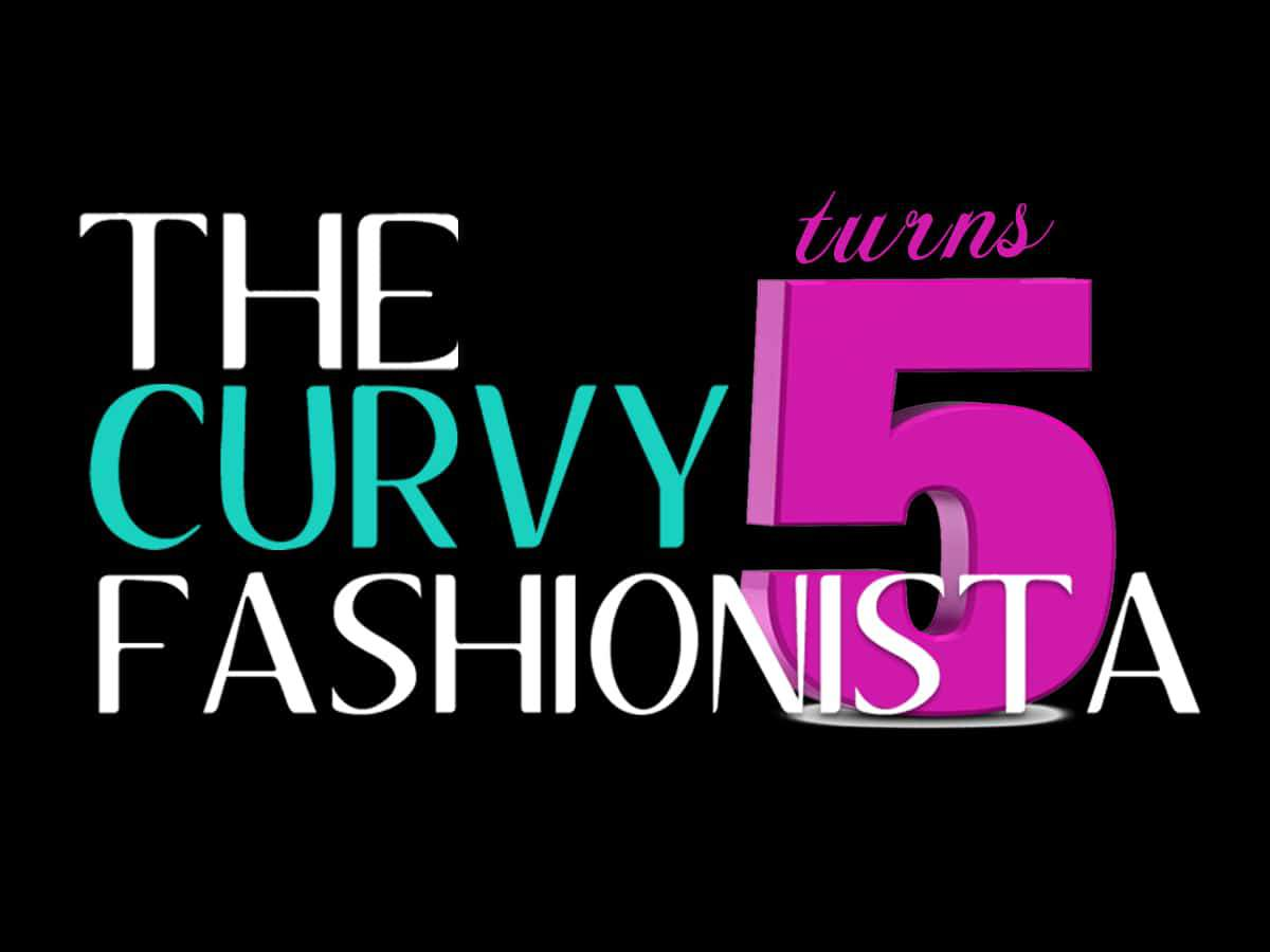 Plus Size Blogger, The Curvy Fashionista Turns Five