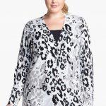 foxcroft-leopard-print-cardigan-Plus Size Cardigans on The Curvy Fashionista