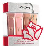 Holiday Gift Ideas for COllege Students on The Curvy Fashionista-bloomingdales lancome juicy tubes set