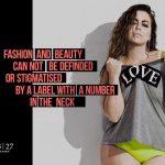 Lab 27 by CarmaKoma Spring 2014 featuring Fluvia Lacerda on The Curvy Fashionista