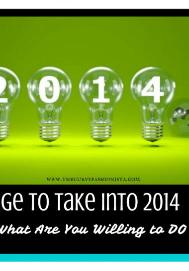 A Message to Take Into 2014
