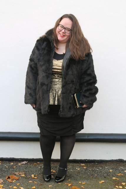 The Wardrobe Challenge on The Curvy Fashionista
