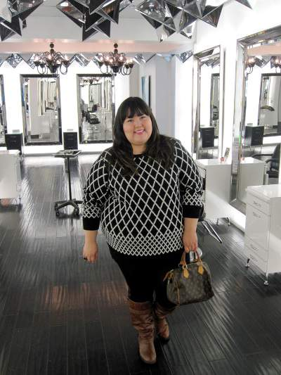 Five Looks We Love: Sweater Weather - Fashion Love and Martinis on The Curvy Fashionista