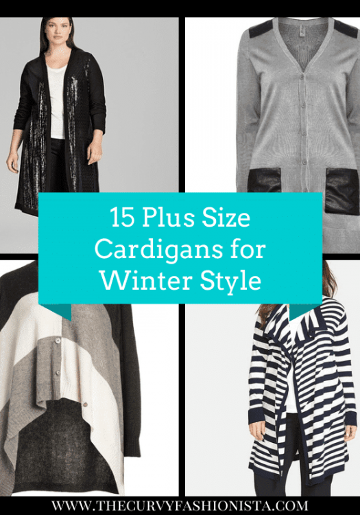 15 Plus Size Cardigans to Layer in Style this Winter
