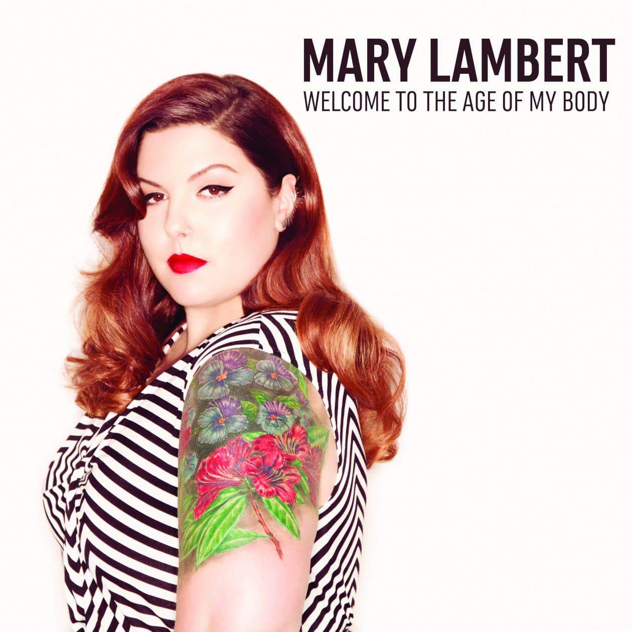 Interview with Mary Lambert on The Curvy Fashionista
