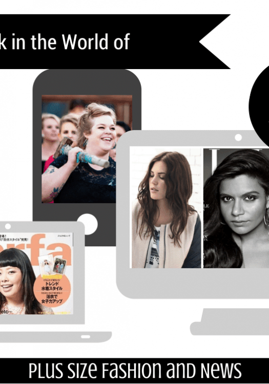 This Week in the World of Plus Size Fashion and News