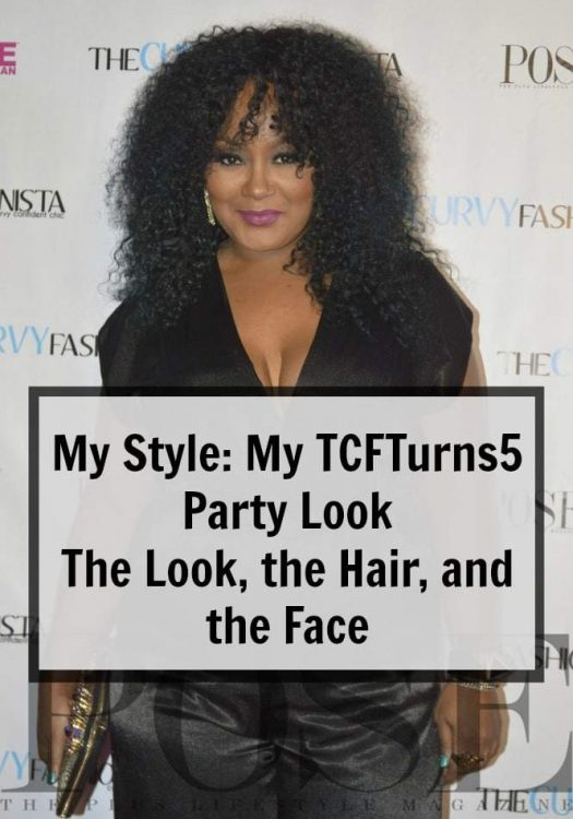 My Style My TCFTurns5 Party Look