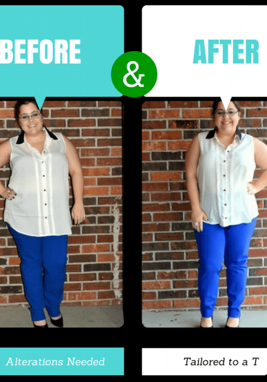 Tailoring Options for the Petite Plus Size