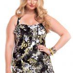 Becca Etc Plus Size Swimwear Collection on The Curvy Fashionista