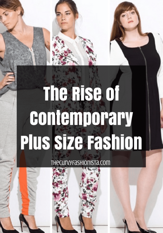 The Rise of Contemporary Plus Size Fashion