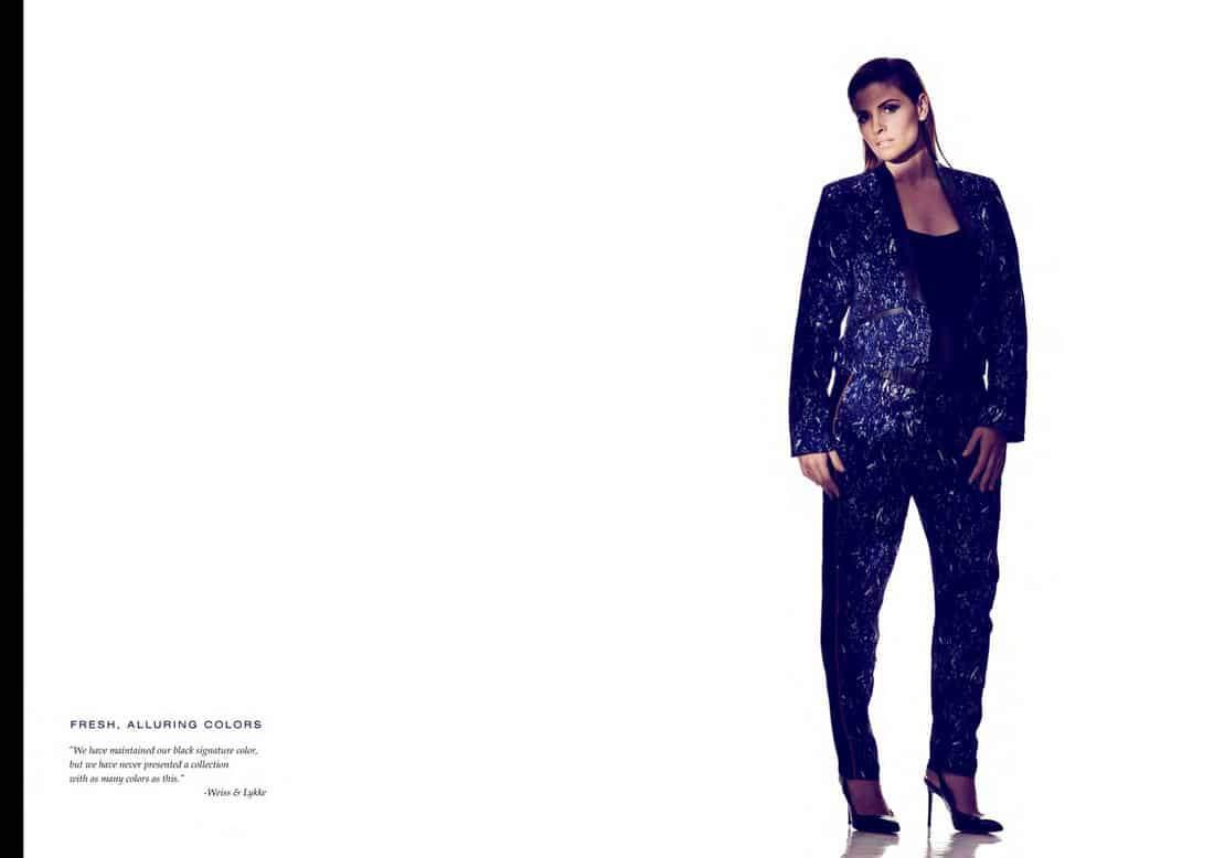 contemporary plus size fashion- Carmakoma