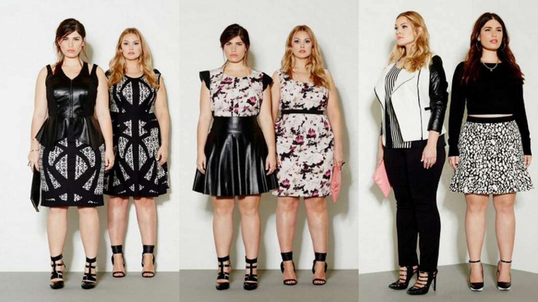 contemporary plus size fashion - The New Eloquii