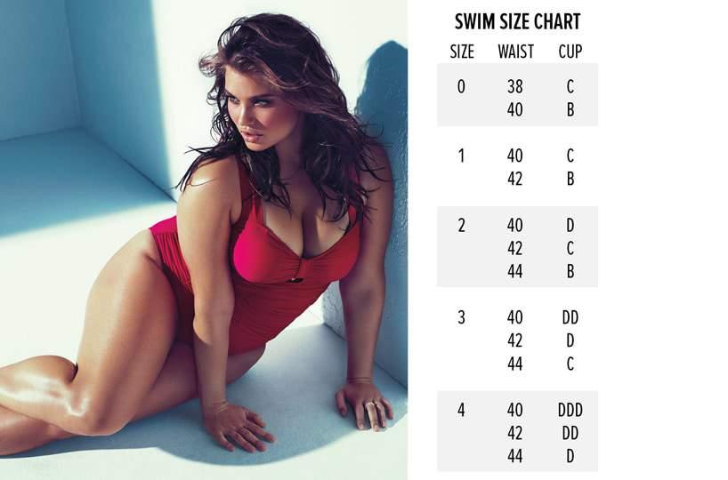 Torrid Swim Size Chart