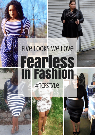 Five Looks We Love- Plus SIze Bloggers being Fearless in Fashion
