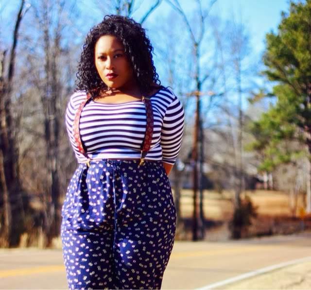 Five Looks We Love- Blogger Curvy Bliss