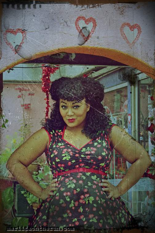 Sweethearts Blogger Marie Denee- The Curvy Fashionista shot by Marlita on the Run