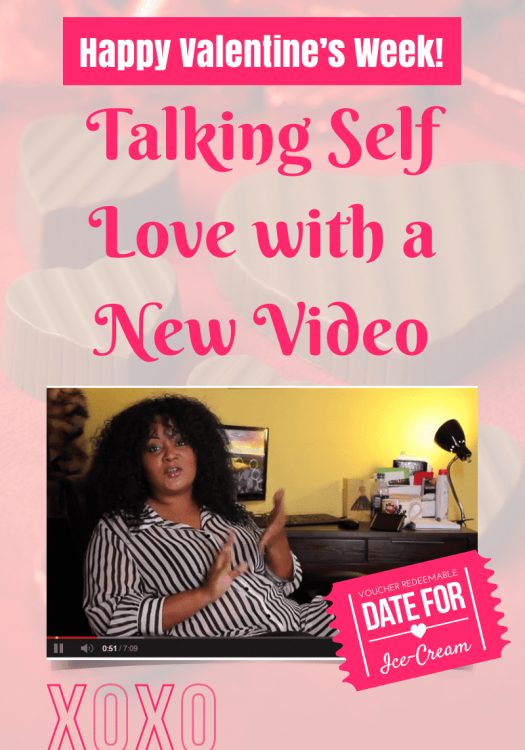 Talking Self Love with a New Video