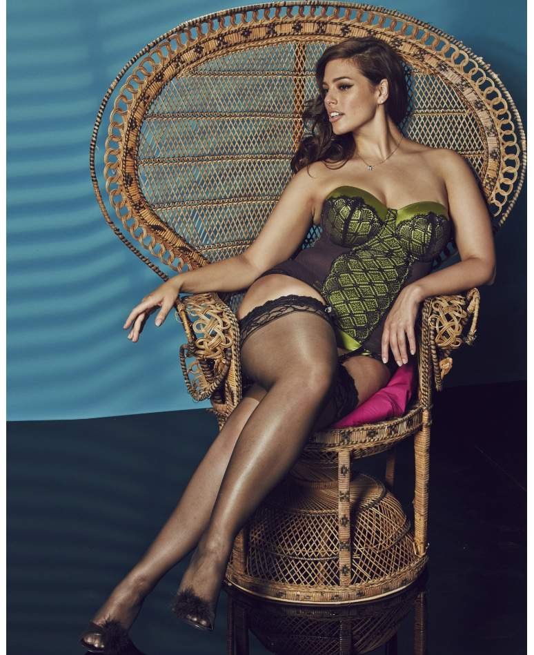 Anna Scholz for Simply Be Plus Size Lingerie n The Curvy Fashionista